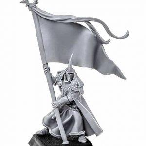 Standard bearer of the Temple-0