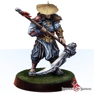 Ividomi, Lone warrior-0