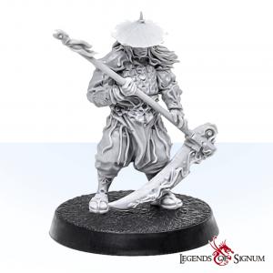 Ividomi, Lone warrior-10914