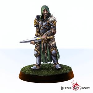 Javeyd, Lieutenant of the Shadows-0
