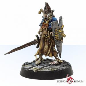 Leper militiaman -0