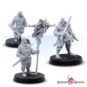 Vallor militia - set-12564