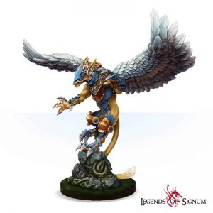 Kerub, the armored griffin-0