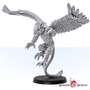 Kerub, the armored griffin-11347
