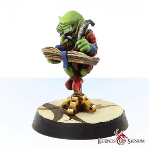 Goblin Secretary-0