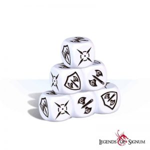 Sigumgame Dice Set x 6-0
