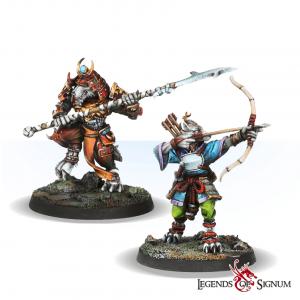 Samurai Wolves - set-0