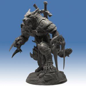 Zarakh, Berserk pack leader-0