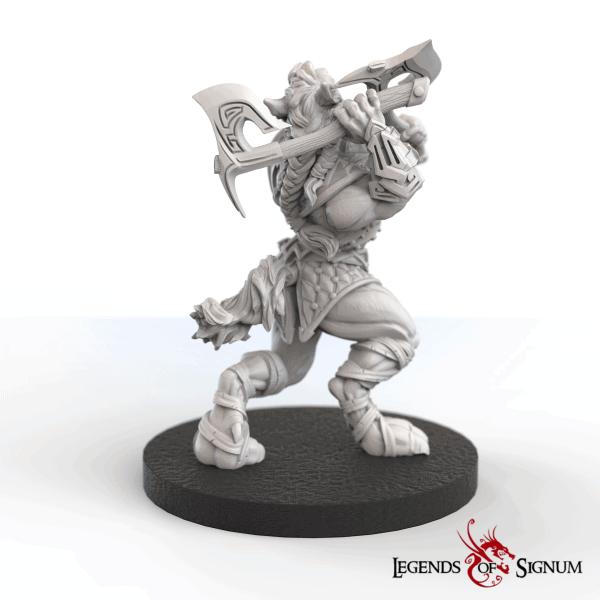 Kevarr the Furious Berserk-9854