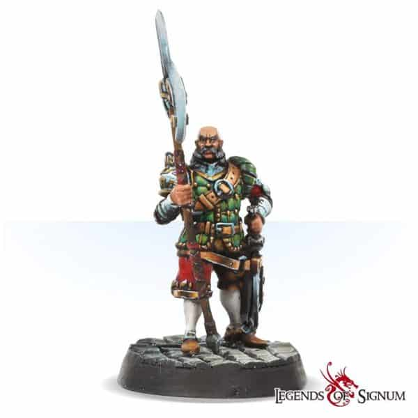 Jaycob, Duke's Guard-9824