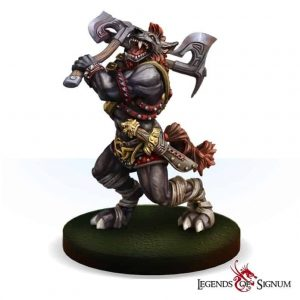 Kevarr the Furious Berserk-9858