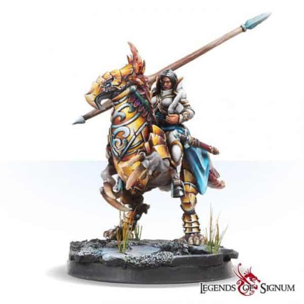 Naevia, Oronox Lieutenant-0