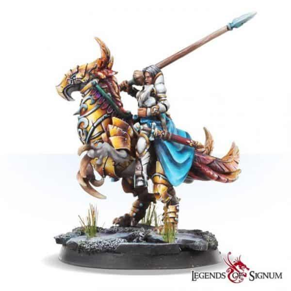 Naevia, Oronox Lieutenant-9795