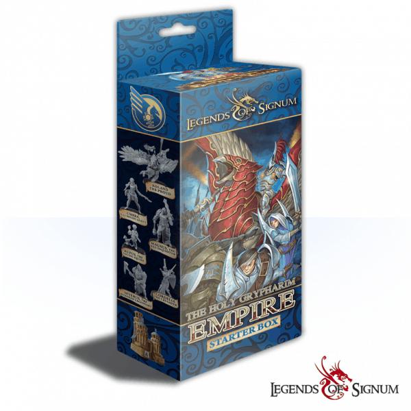 "Starter Box ""The Holy Grypharim Empire""-10153"