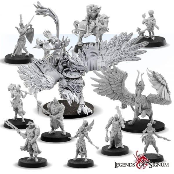 "Starter Box ""The Holy Grypharim Empire""-10152"
