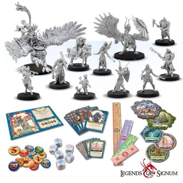 "Starter Box ""The Holy Grypharim Empire""-0"