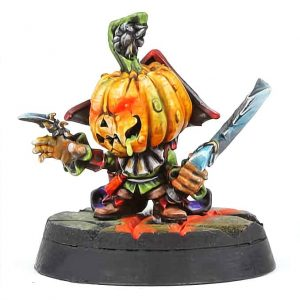 Pumpkin Madness - set-10797