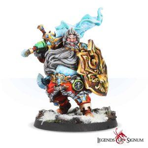 Santa Knight, General Frost-0