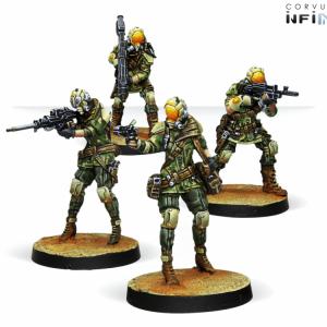 Brawlers, Mercenary Enforcers-0