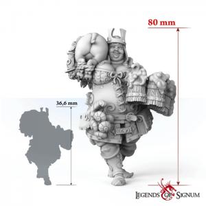 Una the Innkeeper 72mm Scale-10881