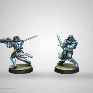 PanOceanian Black Friars (MULTI Rifle)-0