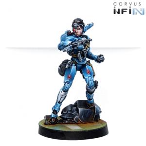 Patsy Garnett, Orc Troops Varuna Div. NCO-0