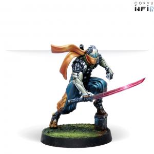 Saito Tōgan, Mercenary Ninja (Combi Rifle)-0