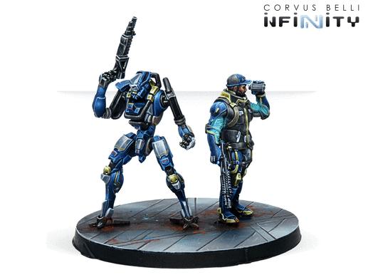Alpha Unit (Light Shotgun)-11054