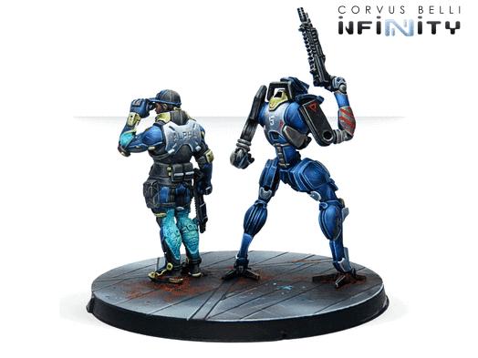 Alpha Unit (Light Shotgun)-11052