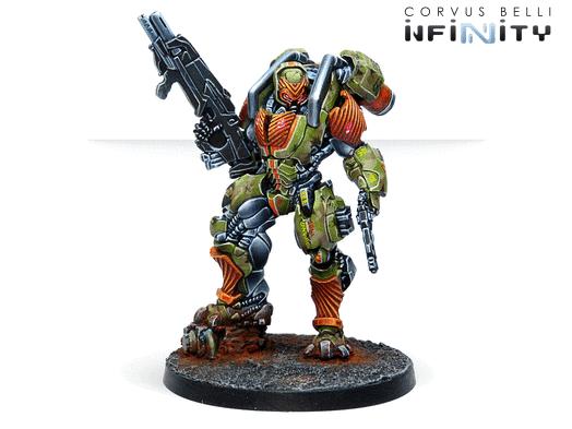 Mówáng Troops (MULTI Rifle/ Red Fury)-0