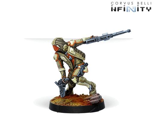 Mukhtar, Active Response Unit (Boarding Shotgun)-0