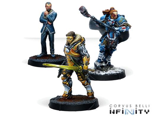Dire Foes Mission Pack Alpha: Retaliation-0