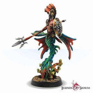 Istri, Soldier of the Underwater Empire-0