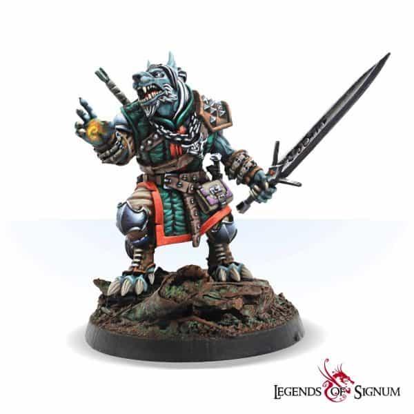 Sagir the Wolfen Hunter-0