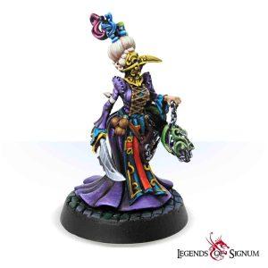 Bianca Moreau, Countess of the Plague-0