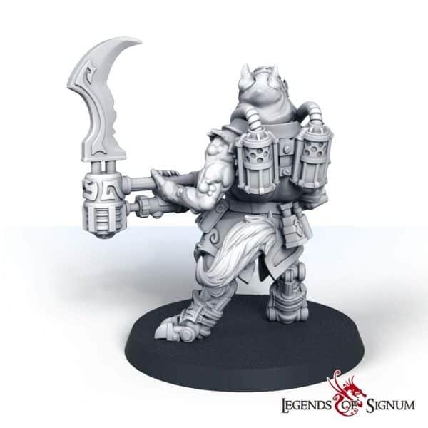 Dominiko, the Quarantine Guard-11964