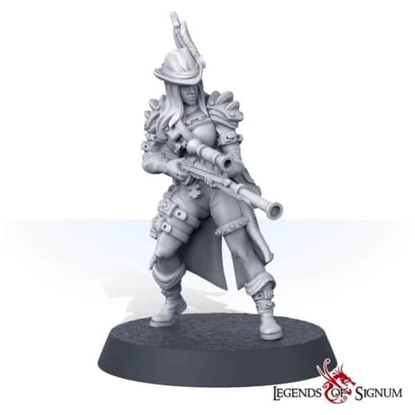 Astraea the Emperor's Jaegers Shooter-12080