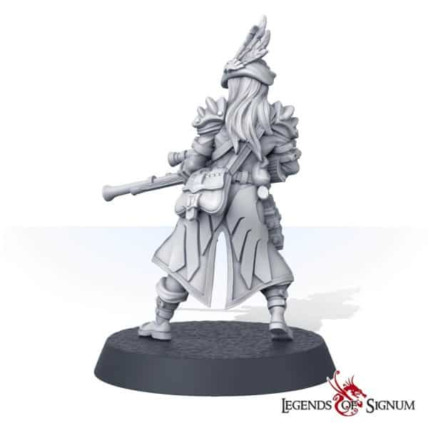 Astraea the Emperor's Jaegers Shooter-12082