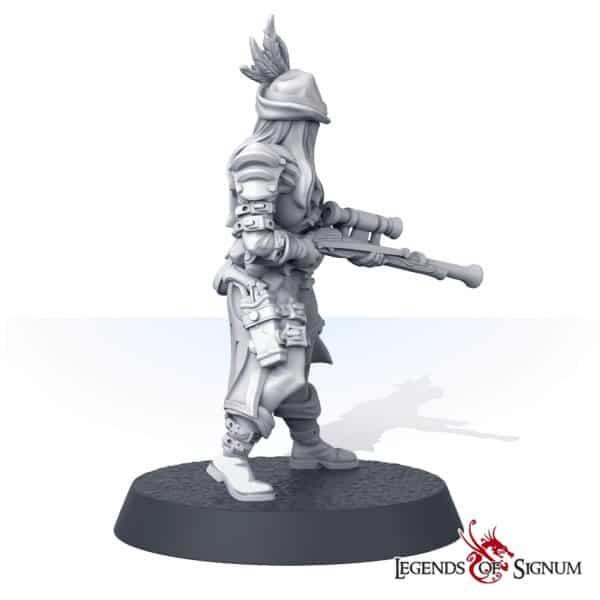 Astraea the Emperor's Jaegers Shooter-12081