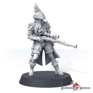 Astraea the Emperor's Jaegers Shooter-0