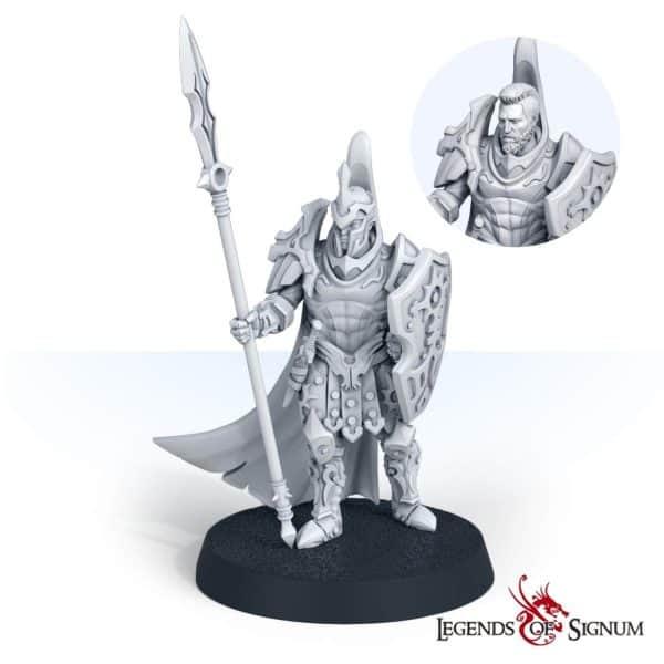 Cletus Aurelian, Legionnaire-12077