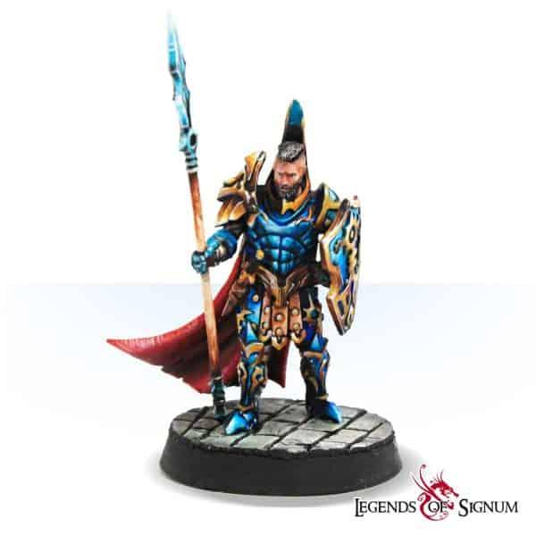 Cletus Aurelian, Legionnaire-0