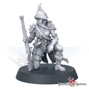 Cordia the Emperor's Jaeger Shooter-12069