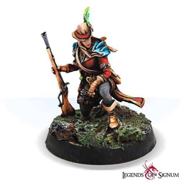 Cordia the Emperor's Jaeger Shooter-12463