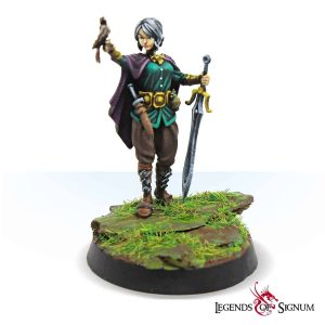 Ellen the Swallow, Witch Hunter Apprentice-0