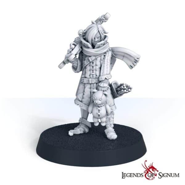 """Damn bastards"" – Militia Set-12162"