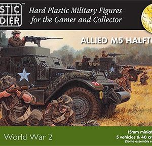 15mm Allied M5 Halftrack-0
