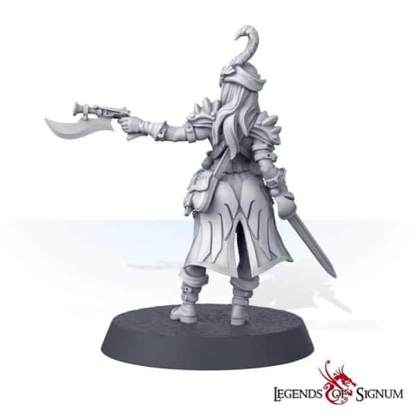Siliya the Emperor's Jaegers Shooter-12097