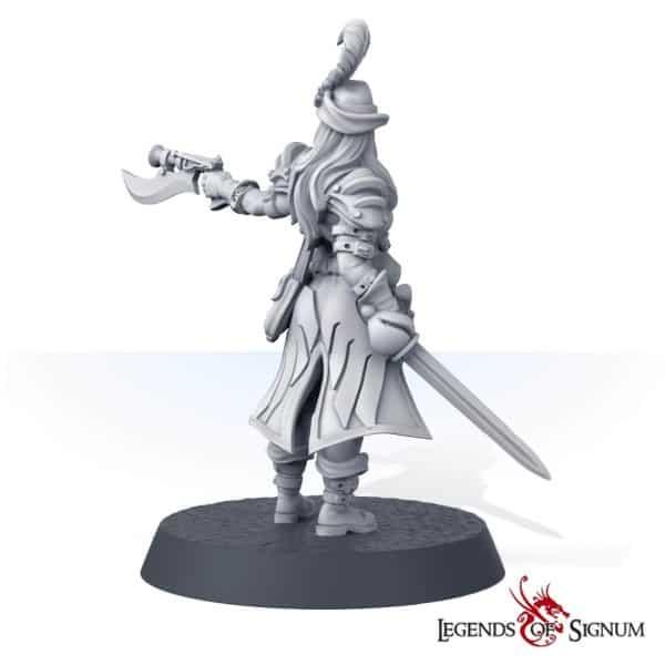 Siliya the Emperor's Jaegers Shooter-12099
