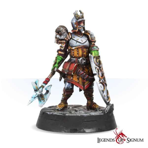 Sir Bowden the Retired Militiaman-12136